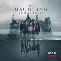 THE HAUNTING OF HILL HOUSE Available on Blu-ray & DVD October 15