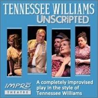 Impro Theatre Brings TENNESSEE WILLIAMS UNSCRIPTEDTo Edinburgh Fringe Festival Photo