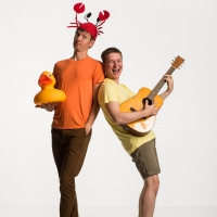 MOLE & GECKO: THE SHOW Heads to Wakefield Library Photo