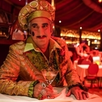 BWW Review: Teatro ZinZanni's LOVE, CHAOS AND DINNER Provides Old-Fashioned Circus an Photo