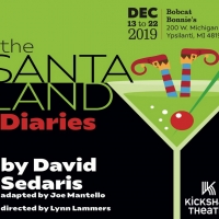 Kickshaw Theatre Presents David Sedaris's THE SANTALAND DIARIES