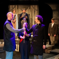 BWW Review: Brave Spirits Opens its Epic History Rep with a Strong 'Richard II' Photo