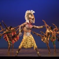 THE LION KING Celebrates its 22nd Anniversary on Broadway Next Week Photo