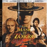 THE MASK OF ZORRO Debuts on 4K Ultra HD May 5 Photo