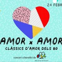 El concierto solidario AMOR X AMOR vuelve a Barcelona Photo