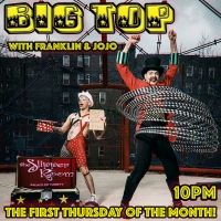 BIG TOP With Franklin & Jojo to Premiere in September Photo