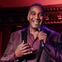 Photo Coverage: Norm Lewis Continues Holiday Run at Feinstein's/54 Below Photo