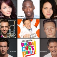 Sierra Boggess, Jelani Remy, Lindsay Pearce, Aaron Lazar, and More Join Jim Caruso's  Photo