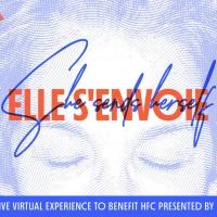 Linked Dance Theatre Presents SHE SENDS HERSELF / ELLE S'ENVOIE An Interactive Virtua Photo