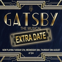 Extra Date Added To GATSBY THE MUSICAL At Zedel Photo