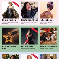 Renée Fleming, Lea Salonga and Tituss Burgess Headline Sing for Hope's Live Online A Photo