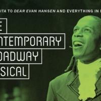Adam Epstein's The Contemporary Broadway Musical Photo