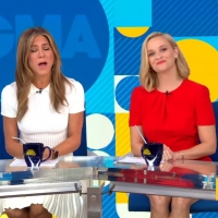 VIDEO: Watch Jennifer Aniston & Reese Witherspoon Take Over GOOD MORNING AMERICA