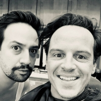 Andrew Scott Joins Lin-Manuel Miranda in HIS DARK MATERIALS on HBO Photo