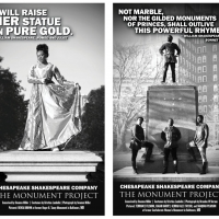 Chesapeake Shakespeare Company Presents THE MONUMENT PROJECT Photo