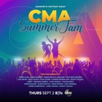 CMA'S SUMMER JAM Concert Airs Tomorrow on ABC Photo