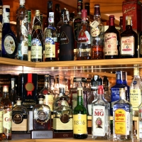 HOME BAR-Stock up for 2021 Photo