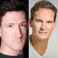 Christopher Mcintyre And Rob Carroll Complete Cast Of Play Reading Fridays' NEXT FALL Photo