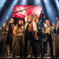 BWW Review: LES MISERABLES Sings with Spirited Voices of Love, Redemption, and Revolu Photo