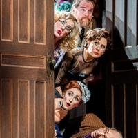 "BWW Review: ""CLUE"" is a farcical delight at Cleveland Play House Photo"