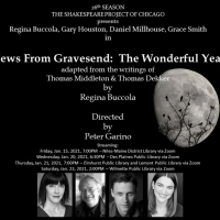 Shakespeare Project Of Chicago Presents Streaming Performances Of NEWS FROM GRAVESEND Photo