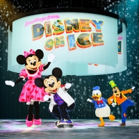 BWW Previews: Disney on Ice Presents ROAD TRIP ADVENTURES 3/4-38 at Place Bell