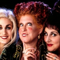 Original HOCUS POCUS Cast Will Reunite for Sequel, Says Bette Midler Photo