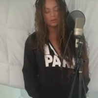 VIDEO: Watch Beyonce Record New Music for THE LION KING!