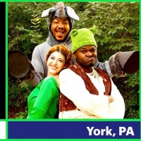 Brady Bennett of SHREK THE MUSICAL at DreamWrights Center For Community Arts Interview