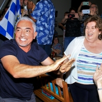 """BWW Feature: CESAR MILLAN �"""" MY STORY: UNLEASHED at David Copperfield Theater At MGM Grand"""