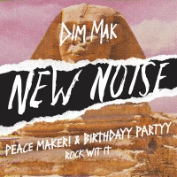 PEACE MAKER! & Birthdayy Partyy Come Together to 'Rock Wit It' Photo