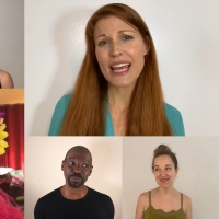 VIDEO: Ben Rauch, Rachel York, Christine Pedi and More Release 'Stay At Home' Photo