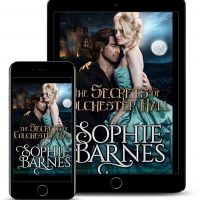 Sophie Barnes Releases New Paranormal Regency Romance - THE SECRETS OF COLCHESTER HAL Photo