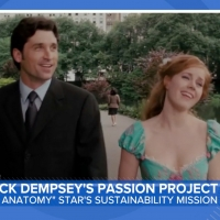 Patrick Dempsey Joins ENCHANTED Sequel DISENCHANTED