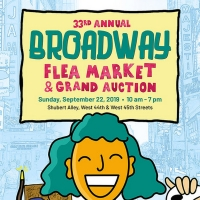 Bid Today in the Broadway Flea Market & Grand Auction for Experiences at HAMILTON, MOULIN ROUGE and More!