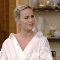 VIDEO: Brie Larson Talks About Eating Bugs on LIVE WITH KELLY AND RYAN