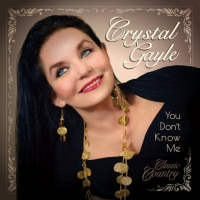 Crystal Gayle Releases RIBBON OF DARKNESS Today With Lyric Video