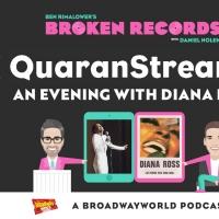 BWW Exclusive: Ben Rimalower's Broken Records QuaranStreams Talks Diana Ross! Photo