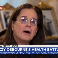 VIDEO: Ozzy Osbourne Speaks Out About Health Battles on GOOD MORNING AMERICA