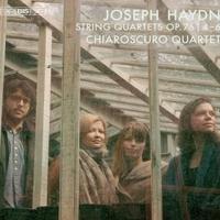 Chiaroscuro Quartet Releases Haydn Vol 2, Op. 76 No. 4-6 Photo