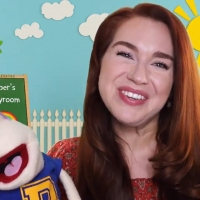 VIDEO: Nadia Vynnytsky Hosts Positive Affirmation Show for Toddlers - PIPER'S PLAYROOM Photo