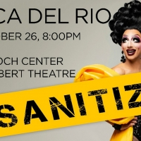 Bianca Del Rio Will Bring Her 'Unsanitized' Comedy Tour to Boston in October Photo