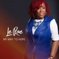 """Purple Rose Records Launches New Christian Single By LeRae, """"My Way To Hope"""" Photo"""