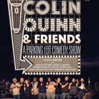 VIDEO: Watch the Trailer for COLIN QUINN & FRIENDS on HBO Max