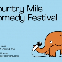Country Mile Comedy Festival Launches in July Photo