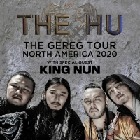 The Hu Comes To Boulder Theater