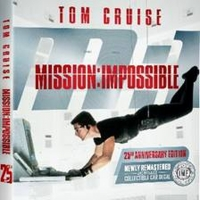 MISSION: IMPOSSIBLE Newly Remastered Collector's Edition Blu-ray Arrives On May 18 Photo
