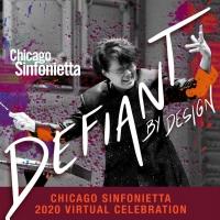 Chicago Sinfonietta Announces First Ever Virtual Ball - A Celebration Of Defiantly Di Photo