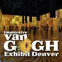"Immersive Van Gogh Exhibit Denver �"" On Now! Photo"