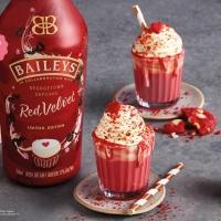 BAILEYS and GEORGETOWN CUPCAKE Bring Back Baileys Red Velvet Photo